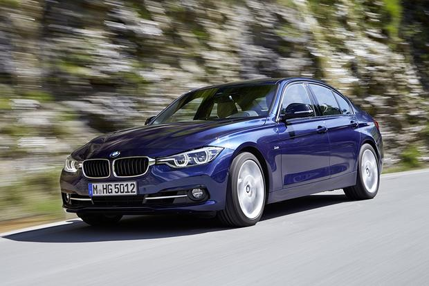 2016 BMW 3 Series: New Car Review featured image large thumb1