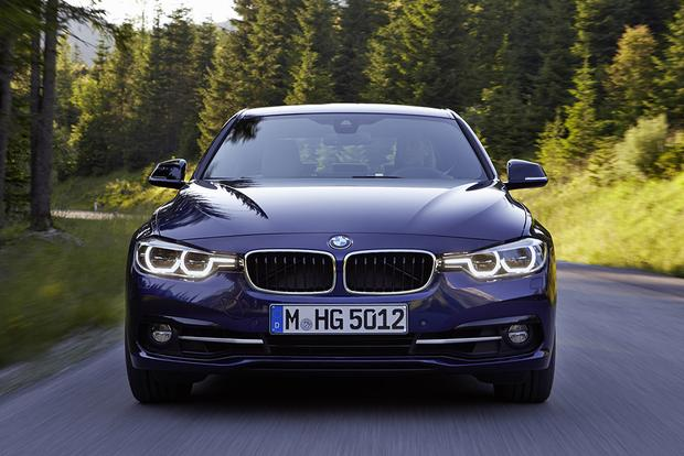 Top 3 Luxury Sedan Cars 2016: 2016 BMW 3 Series: New Car Review