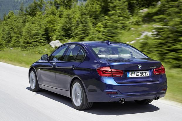 2016 BMW 3 Series: New Car Review featured image large thumb3