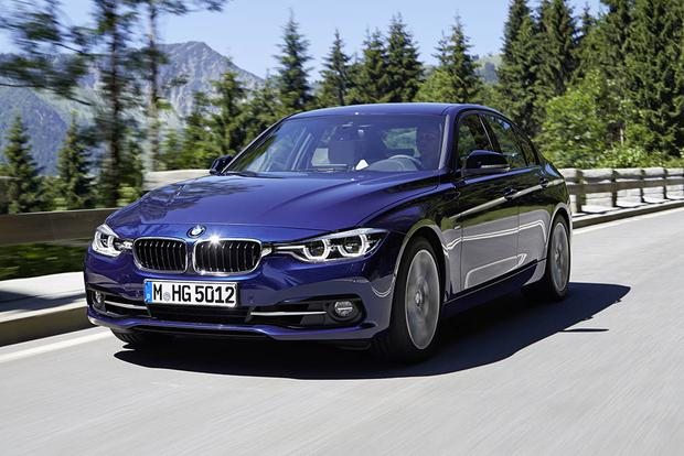2016 BMW 3 Series vs. 2016 BMW 5 Series: What's the Difference? featured image large thumb11