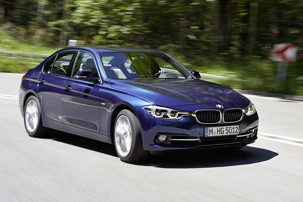 2016 Bmw 3 Series Vs 2016 Bmw 5 Series Whats The Difference