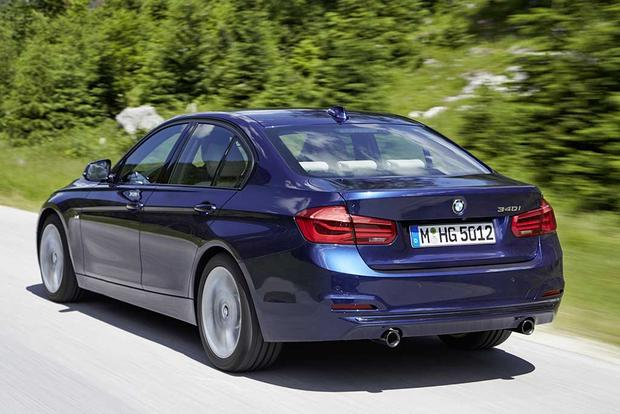 2016 BMW 3 Series vs. 2016 BMW 5 Series: What's the Difference? featured image large thumb5