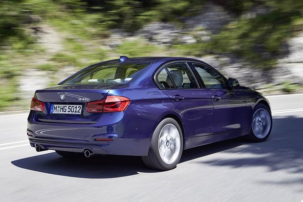2016 BMW 3 Series vs. 2016 BMW 5 Series: What's the Difference? featured image large thumb7