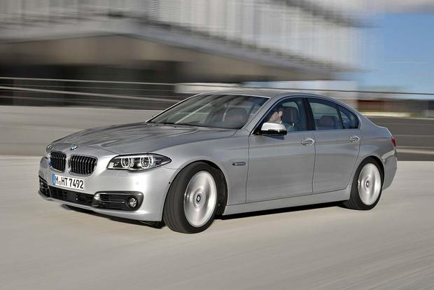 2016 BMW 3 Series vs. 2016 BMW 5 Series: What's the Difference?