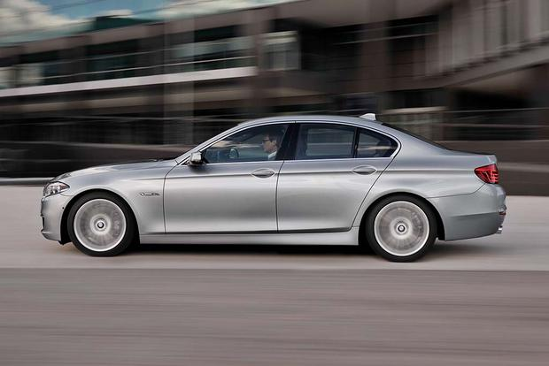 2016 BMW 3 Series vs. 2016 BMW 5 Series: What's the Difference? featured image large thumb10