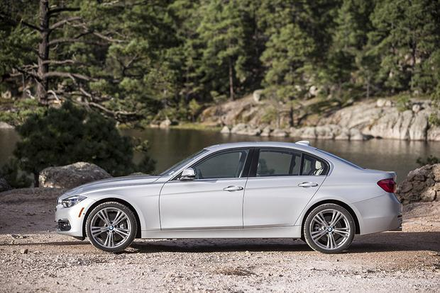 2017 BMW 3 Series: New Car Review featured image large thumb3