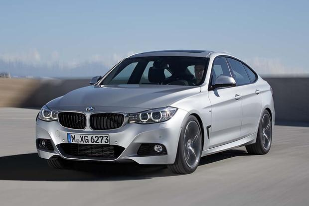 2017 Bmw 3 Series Gran Turismo New Car Review Autotrader