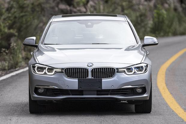2018 BMW 3 Series: New Car Review featured image large thumb1