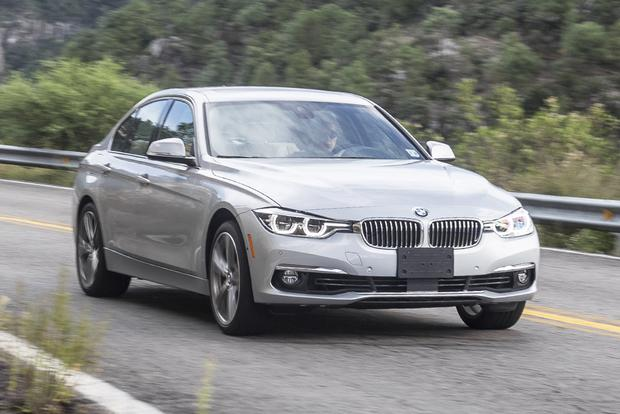 2018 BMW 3 Series: New Car Review featured image large thumb3