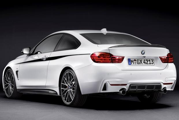 2014 BMW 4 Series: New Car Review featured image large thumb1