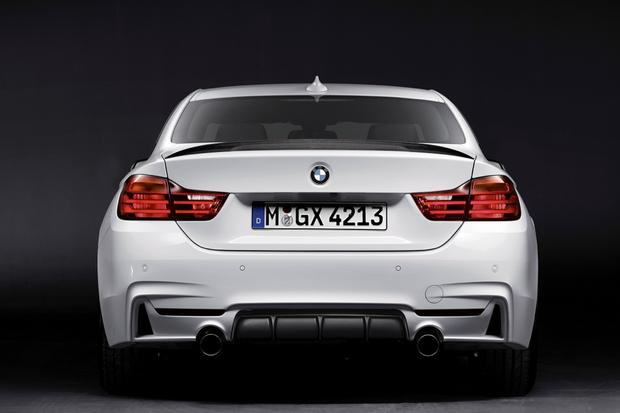 2014 BMW 4 Series: New Car Review featured image large thumb3