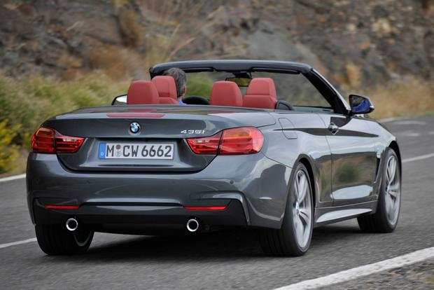 2014 BMW 4 Series: New Car Review featured image large thumb6