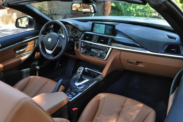 2014 BMW 4 Series Convertible: Real World Review featured image large thumb2
