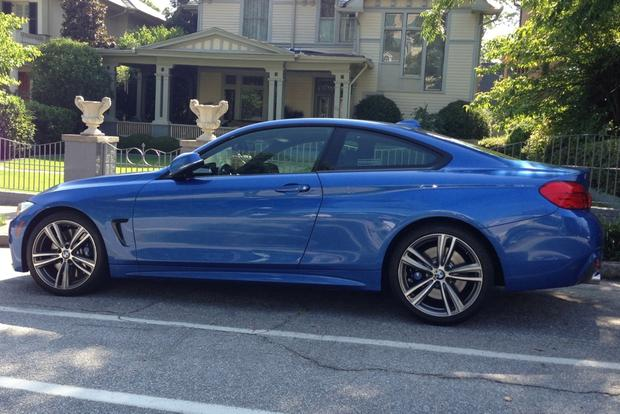 2014 BMW 4 Series Coupe: Real World Review - Autotrader