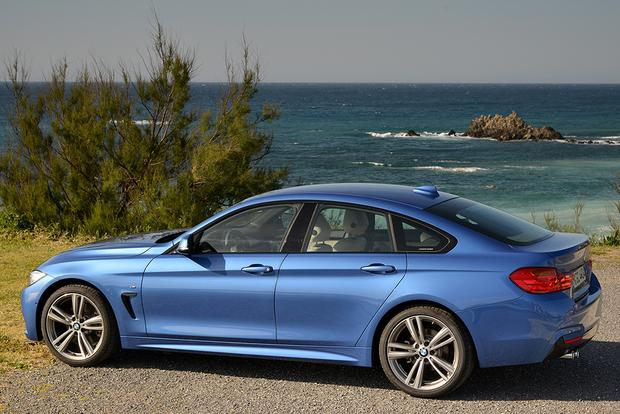 2015 bmw 4 series gran coupe new car review autotrader. Black Bedroom Furniture Sets. Home Design Ideas