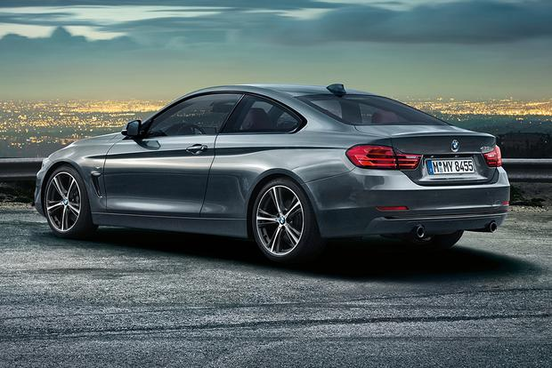 2017 BMW 4 Series: New Car Review featured image large thumb3