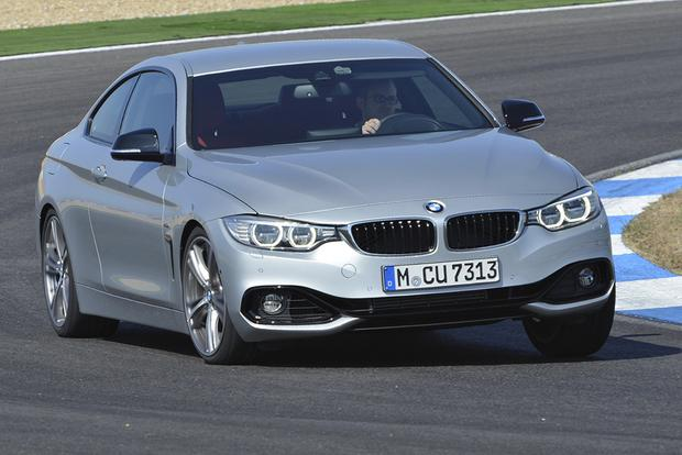 2017 BMW 4 Series: New Car Review featured image large thumb1