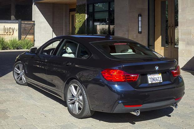 2016 BMW 4 Series Gran Coupe: New Car Review featured image large thumb3
