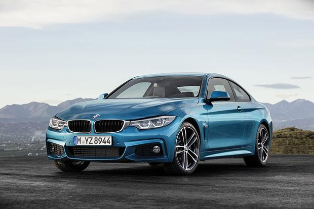 2018 BMW 4 Series: New Car Review featured image large thumb0