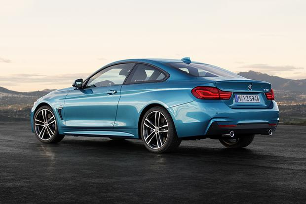 2018 BMW 4 Series: New Car Review featured image large thumb2