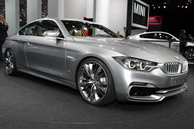BMW Concept 4-Series Coupe: Detroit Auto Show featured image large thumb0