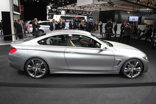 BMW Concept 4-Series Coupe: Detroit Auto Show featured image large thumb1