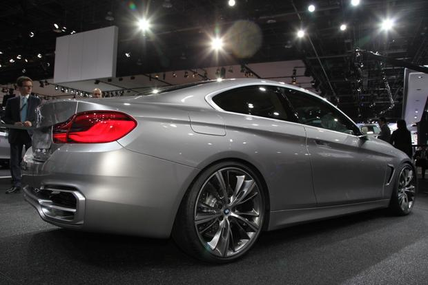 BMW Concept 4-Series Coupe: Detroit Auto Show featured image large thumb2