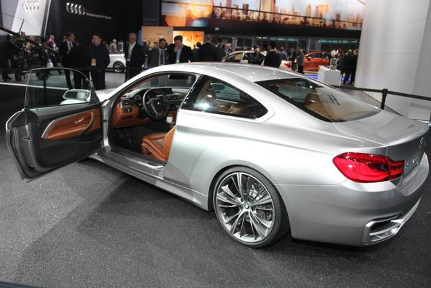BMW Concept 4-Series Coupe: Detroit Auto Show featured image large thumb4