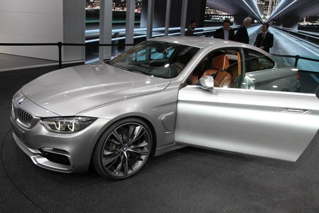 BMW Concept 4-Series Coupe: Detroit Auto Show featured image large thumb5