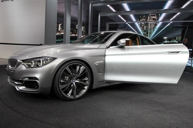 BMW Concept 4-Series Coupe: Detroit Auto Show featured image large thumb6