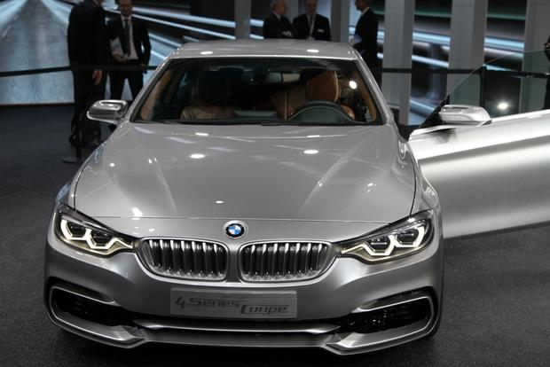 BMW Concept 4-Series Coupe: Detroit Auto Show featured image large thumb7