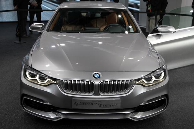 BMW Concept 4-Series Coupe: Detroit Auto Show featured image large thumb8