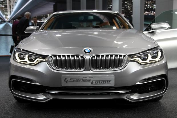 BMW Concept 4-Series Coupe: Detroit Auto Show featured image large thumb9