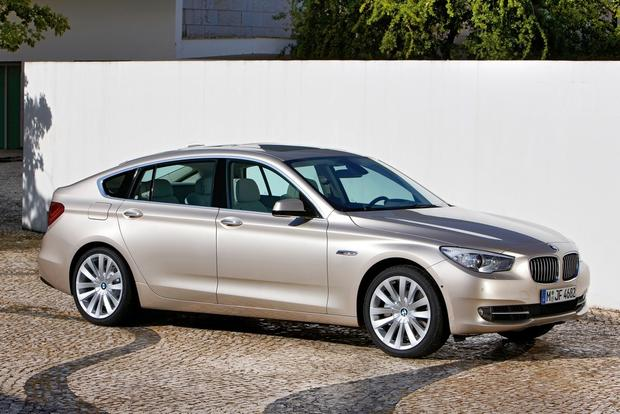 2012 BMW 5 Series GT: OEM Image Gallery