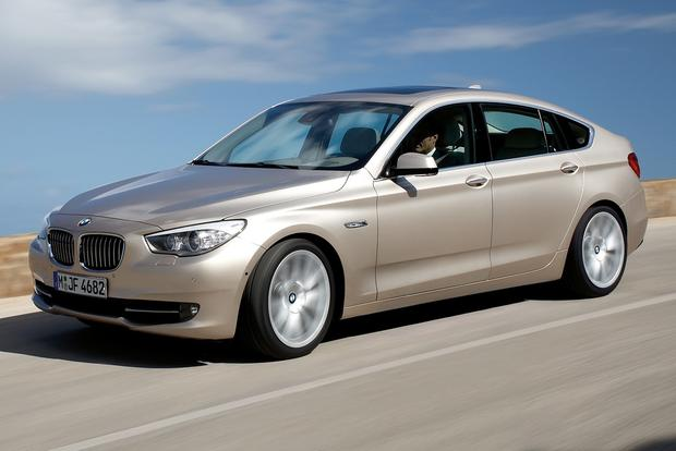 2012 BMW 5 Series Gran Turismo: New Car Review featured image large thumb3