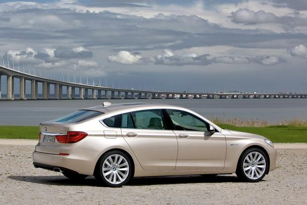 2013 BMW 5 Series GT: New Car Review - Autotrader