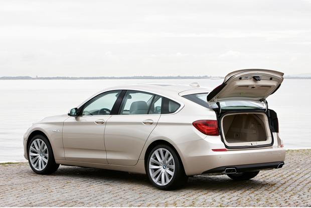 2012 BMW 5 Series Gran Turismo: New Car Review featured image large thumb8