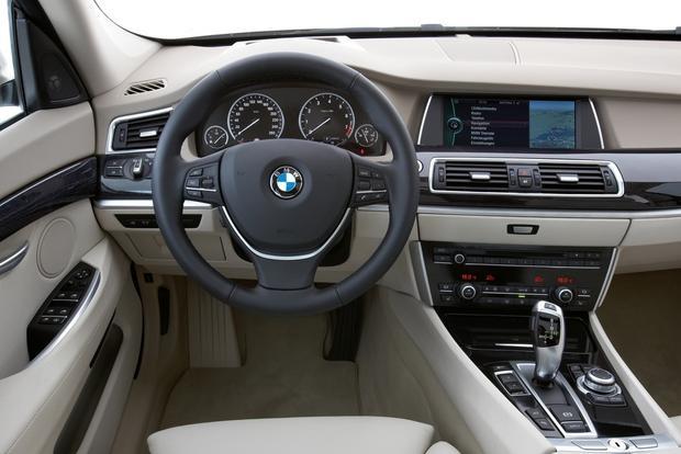 2012 BMW 5 Series Gran Turismo: New Car Review - Autotrader