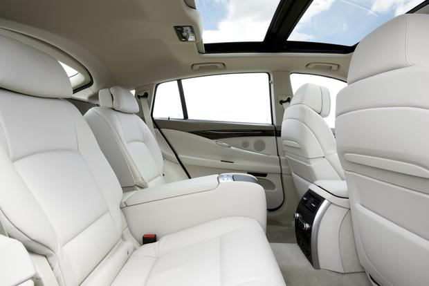 2012 BMW 5 Series Gran Turismo: New Car Review featured image large thumb25