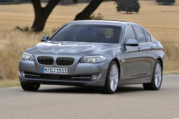 2012 BMW 5 Series: New Car Review
