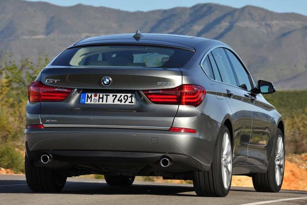 2014 BMW 5 Series Gran Turismo: New Car Review featured image large thumb1