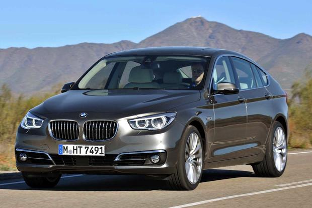 2014 BMW 5 Series Gran Turismo: New Car Review featured image large thumb2