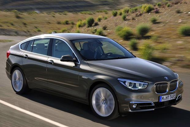 2014 BMW 5 Series Gran Turismo: New Car Review featured image large thumb0
