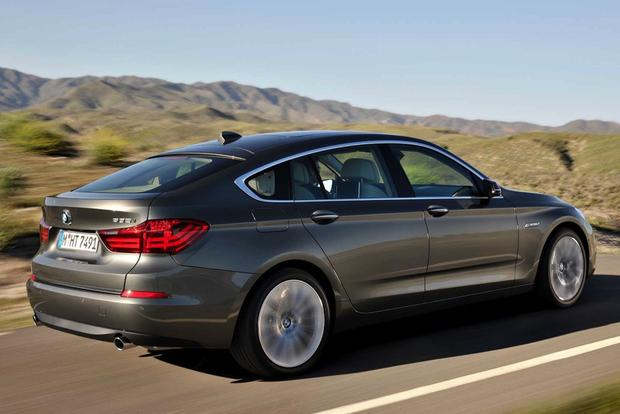 2014 Bmw 5 Series Gran Turismo New Car Review Autotrader