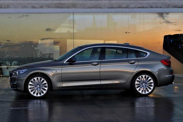2014 BMW 5 Series Gran Turismo: New Car Review featured image large thumb4