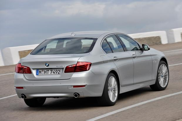 2014 BMW 5 Series: New Car Review Featured Image Large Thumb2