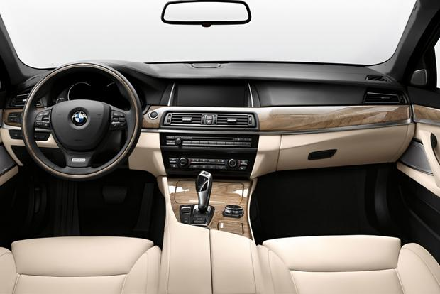 2014 Bmw 5 Series New Car Review Autotrader
