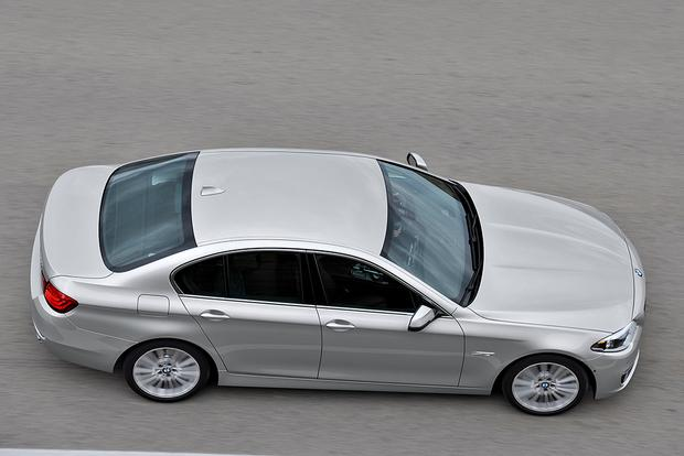 2015 BMW 5 Series: New Car Review featured image large thumb2