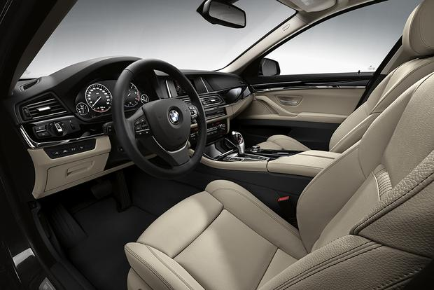 2015 BMW 5 Series: New Car Review featured image large thumb5