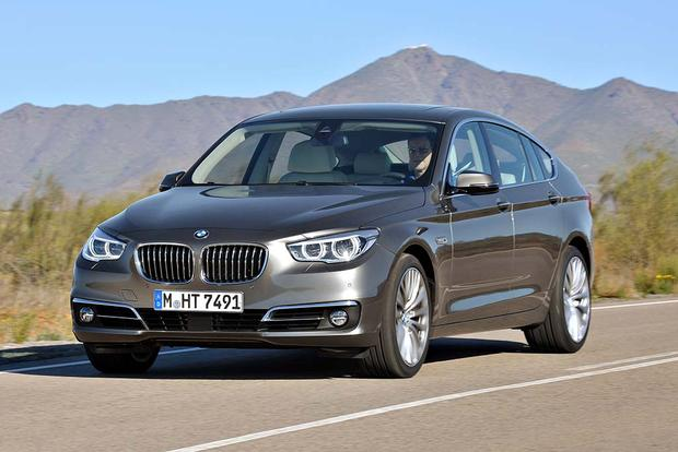 2016 BMW 5 Series Gran Turismo: New Car Review